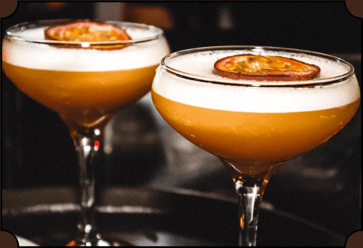 Lekkere cocktails - Cafe Fust